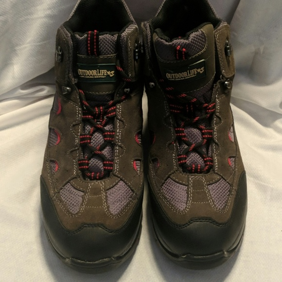 Outdoor Life Other - Outdoor Life Lewis Leather Hiking shoes